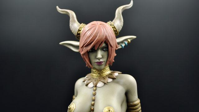 Minotaura Girl