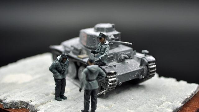 Pz Kpfw 38(t) Ausf. C