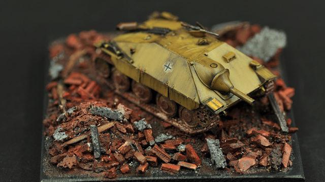 StuH 44/2 auf Jagdpanzer 38(t)