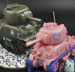 World War Toons: Sherman